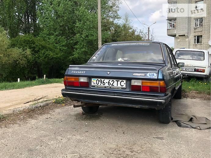 Peugeot 305 1987 в Львове