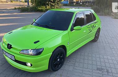 Хэтчбек Peugeot 306 1996 в Киеве