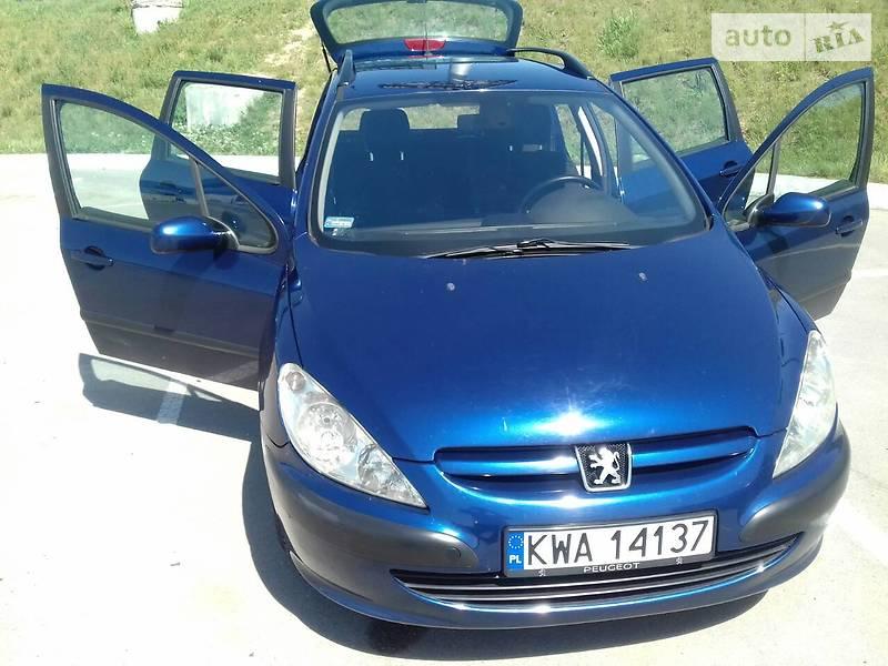 Peugeot 307 2002 в Виннице