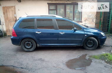 Peugeot 307 2002 в Львове