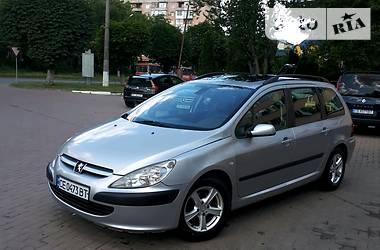 Peugeot 307 2004 в Черновцах