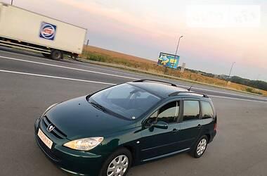 Peugeot 307 2003 в Зборове
