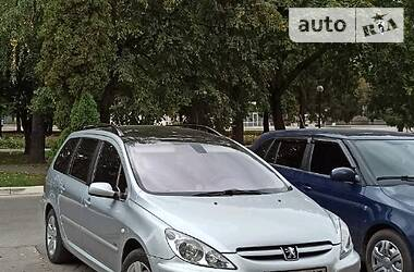 Peugeot 307 2004 в Шостке