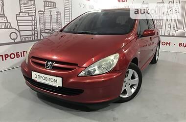 Хэтчбек Peugeot 307 2004 в Киеве