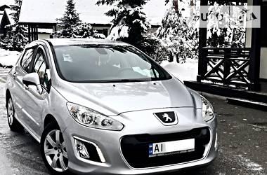 Peugeot 308 Hatchback (5d) 2012 в Киеве
