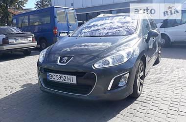 Peugeot 308 SW 2011 в Стрые