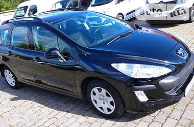 Универсал Peugeot 308 SW 2010 в Стрые