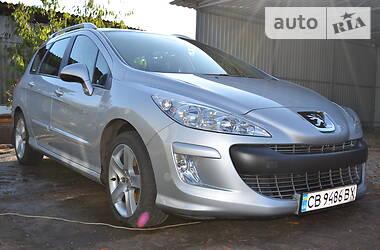 Peugeot 308 2009 в Прилуках