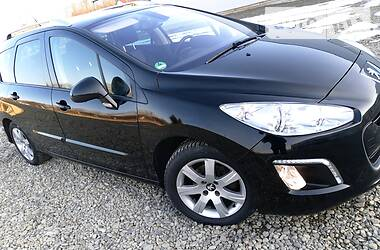Peugeot 308 2011 в Косове