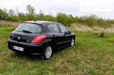 Peugeot 308 2009 в Подгайцах