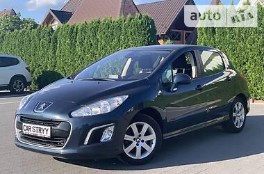 Peugeot 308 2012 в Стрые