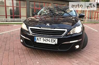 Peugeot 308 2016 в Ивано-Франковске