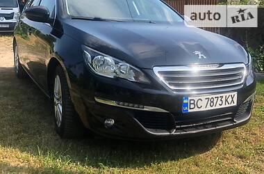 Peugeot 308 2015 в Львове