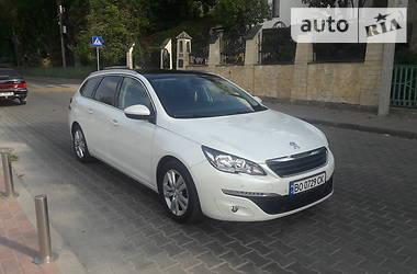 Peugeot 308 2015 в Тернополе