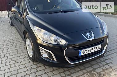 Peugeot 308 2012 в Львове