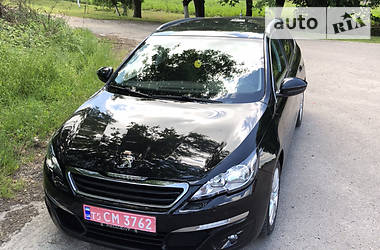 Универсал Peugeot 308 2014 в Киеве