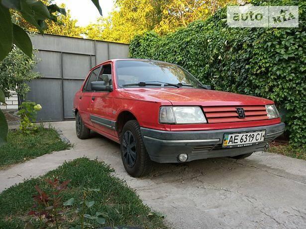 Peugeot 309 1992 в Днепре