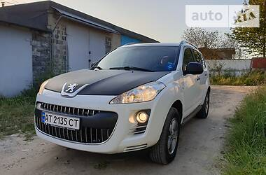Peugeot 4007 2011 в Калуше
