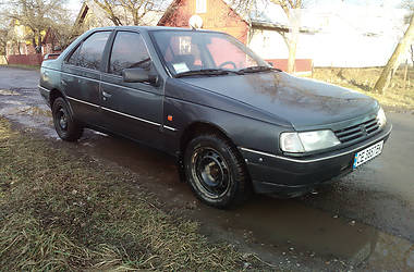Peugeot 405 1989 в Вижнице