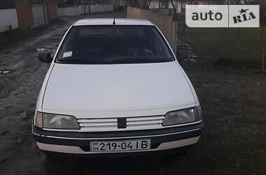 Peugeot 405 1986 в Черновцах