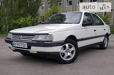 Седан Peugeot 405 1988 в Житомире
