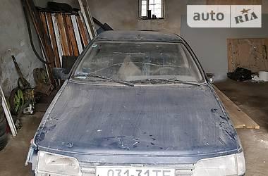 Седан Peugeot 405 1989 в Тернополе