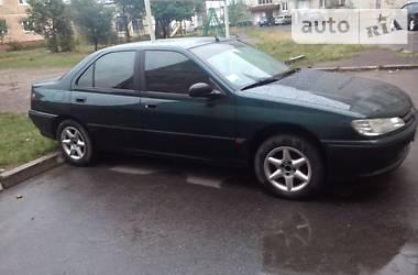 Peugeot 406 1996 в Львове