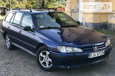 Peugeot 406 1999 в Турке