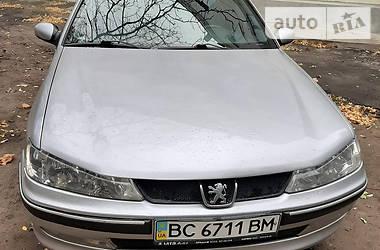 Седан Peugeot 406 2000 в Львове