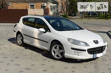 Peugeot 407 SW 2006 в Днепре