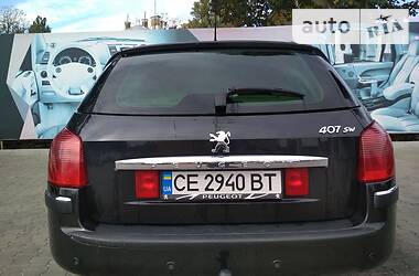 Peugeot 407 SW 2006 в Черновцах