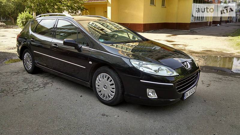 Peugeot 407 2007 года в Ровно