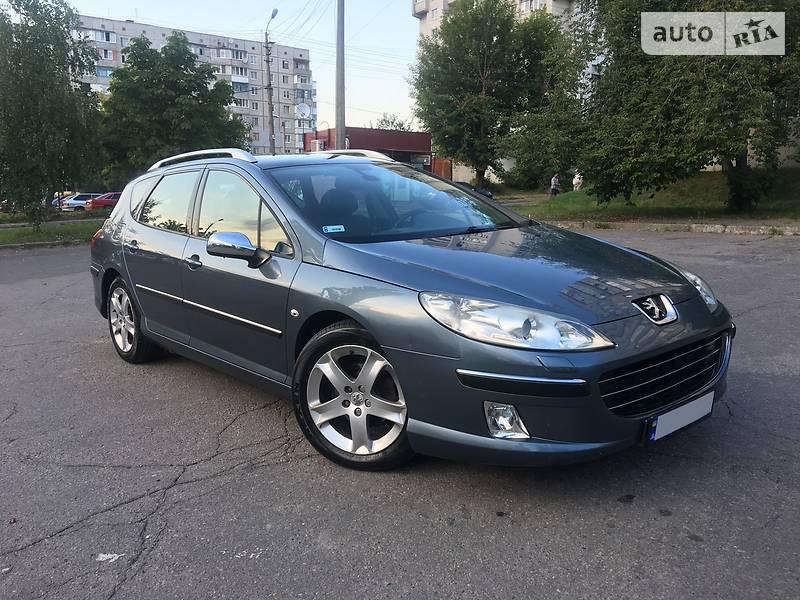 Унiверсал Peugeot 407 2006 в Києві