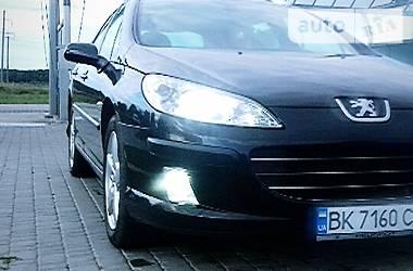Peugeot 407 2007 в Ровно