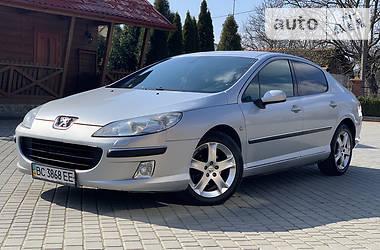 Peugeot 407 2004 в Львове
