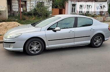 Седан Peugeot 407 2005 в Миколаєві