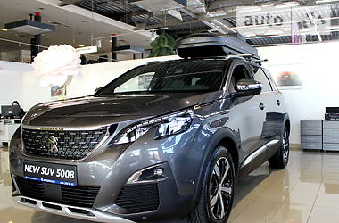 Peugeot 5008 2018 в Киеве