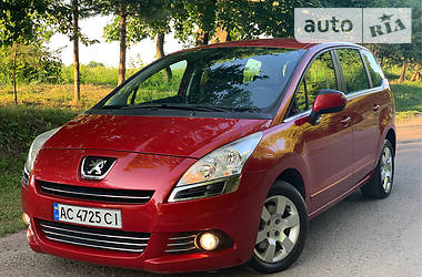 Peugeot 5008 2012 в Рівному