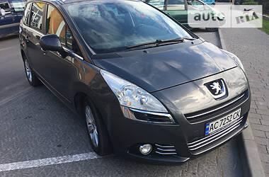 Peugeot 5008 2010 в Ковеле