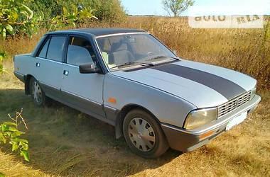 Peugeot 505 1986 в Харькове