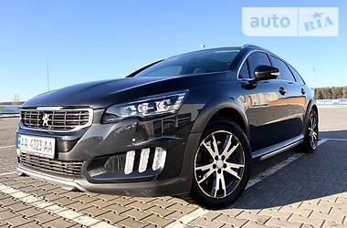 Peugeot 508 RXH 2014 в Киеве
