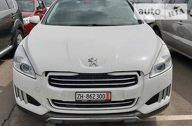 Peugeot 508 RXH 2013 в Ровно