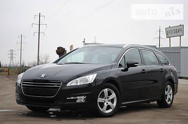 Peugeot 508 1.6 HDi 2011