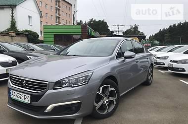 Peugeot 508 2017 в Киеве