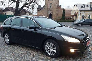 Peugeot 508 2011 в Луцке