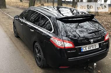 Peugeot 508 2013 в Черновцах