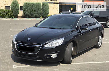 Peugeot 508 2012 в Черкассах