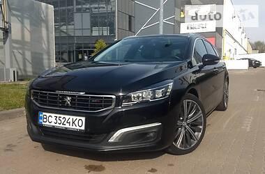 Peugeot 508 2015 в Львове