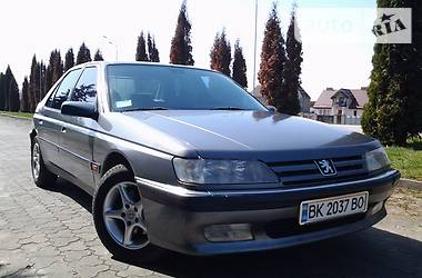 Peugeot 605 1997 в Ровно