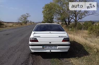 Peugeot 605 sv/dt 1992